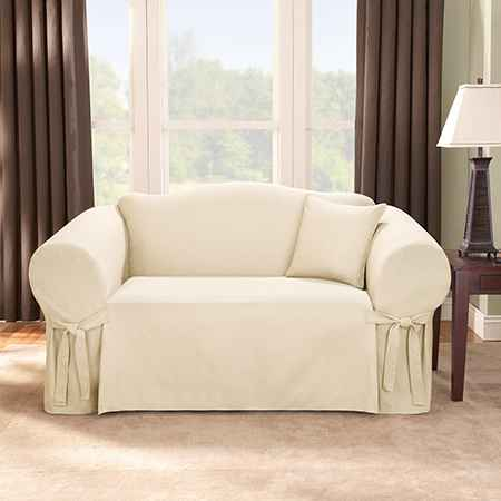 One-piece slipcovers