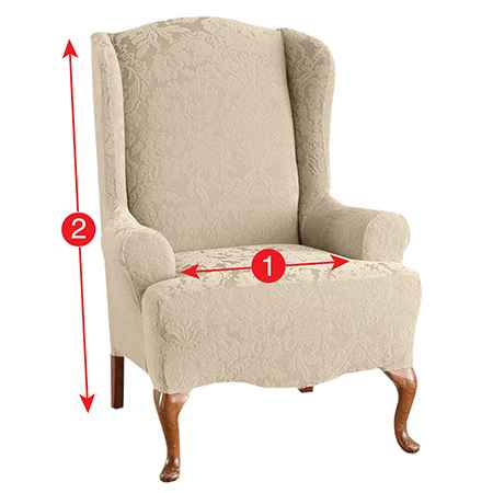 How To Measure Furniture For Slipcovers Kohl S