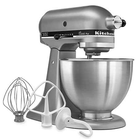 KitchenAid Classic Plus Model # KSM75WH