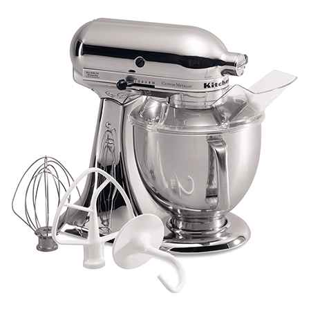 KitchenAid Custom Metallic Model # KSM152PS