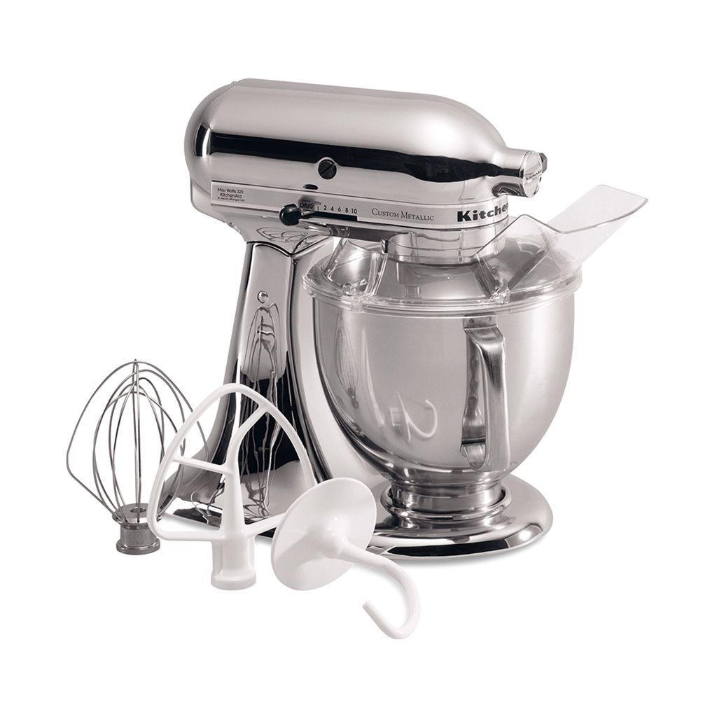 Types Of Stand Mixers