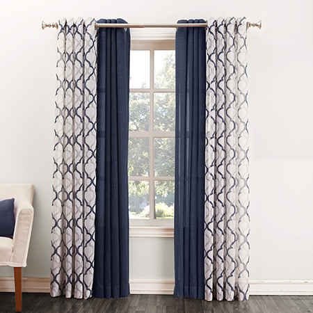 Decorating Windows Creating Layered Window Treatments
