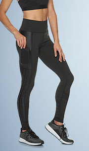Damen Puma Sportbekleidung | SEAMLESS LEGGINGS Black