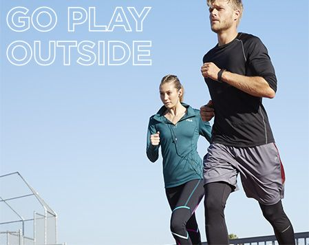 workout clothes for the family