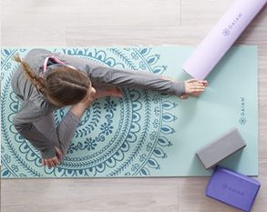 Yoga Apparel & Equipment