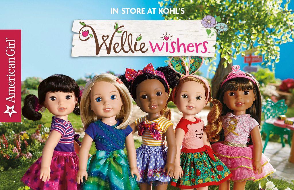 Wellie Wishers American Girl A