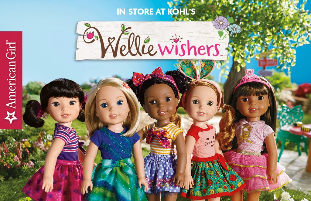 Wellie Wishers American Girl A
