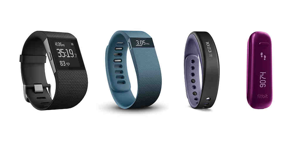 fitbit and fitness trackers