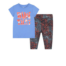 baby girl athletic clothes
