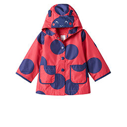baby girl coats & jackets