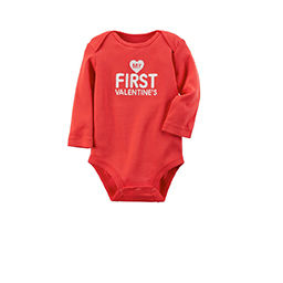 baby Valentine's Day Clothes