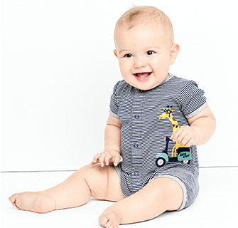eb6f7a81 Baby Clothes: Explore Baby Clothing | Kohl's
