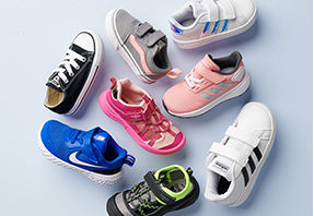 Baby shoes.
