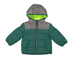 baby boy coats & jackets