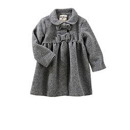 baby girl coats & jackets