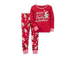 baby Girls' Pajamas