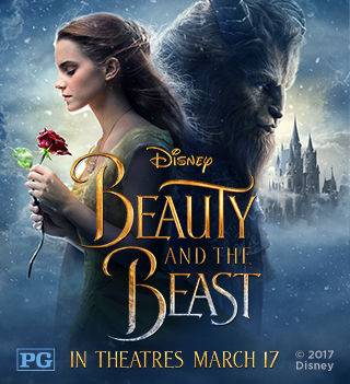 Disney—Beauty and the Beast—PG—In Theatres March 17—© 2017 Disney