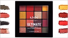 NYX | How To: Ultimate Shadow Palette - Phoenix