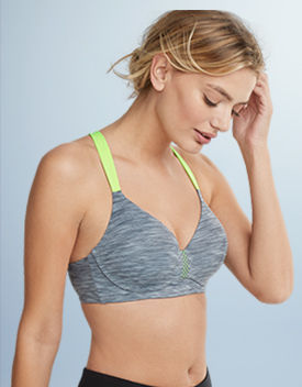 bd4f93030c9 Find a sports bra for every workout.