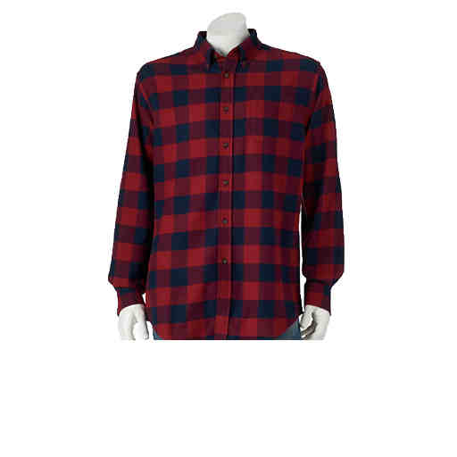 big and tall flannel shirts