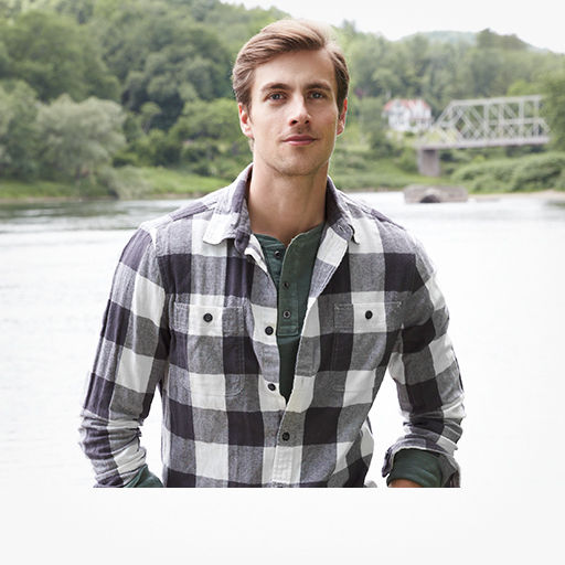 big and tall button downs