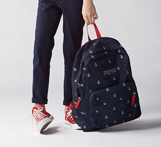 Go into the school year carrying style by your side.