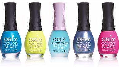 orly nail art video