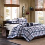 Mi Zone Alton Plaid Quilt Collection