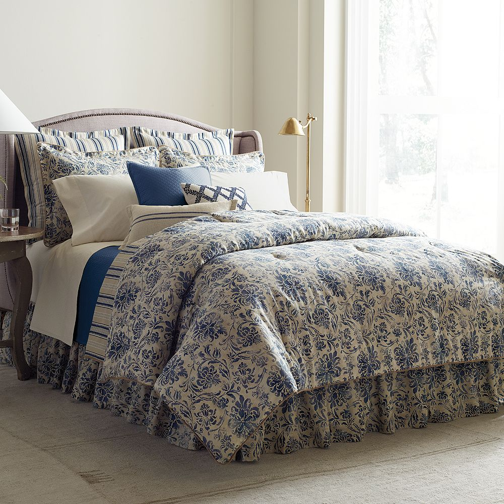 compare quilt prices nextag comforter solid options white products chaps set bedding at by sets