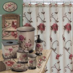 Pink Shower Curtains Shower Curtains Accessories Bathroom Bed