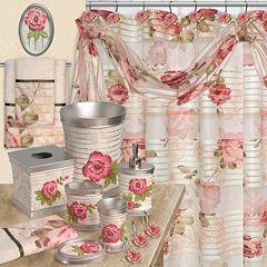 Popular Bath Madeline Bathroom Accessories Collection