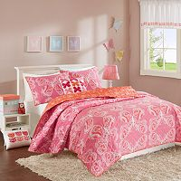 INK+IVY Kids Julia Comforter Collection