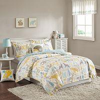 INK+IVY Kids Woodland Comforter Collection