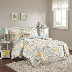 INK+IVY Kids Woodland Comforter Collection