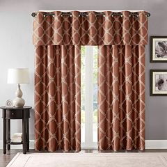 Bombay Teramo Embroidered Polyoni Window Treatments