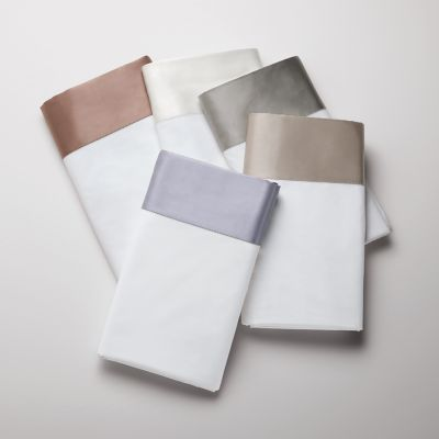 Simply Vera Vera Wang  300-Thread Count Silk Cuff Sheet Set