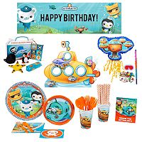 Octonauts Party Collection