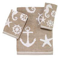 Avanti Sea & Sand Bath Towel Collection