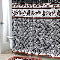 Avanti Acoma Shower Curtain Collection
