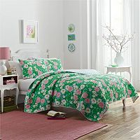 Poppy & Fritz Poppy Garden Quilt Collection