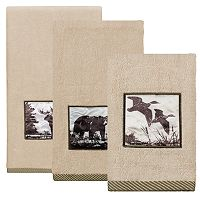 Hautman Brothers Rustic Montage Bath Towels