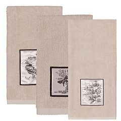 Creative Bath Sketchbook Bath Towels