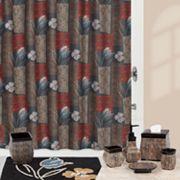 Creative Bath Borneo Shower Curtain Collection