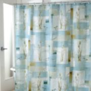 Avanti Blue Waters Shower Curtain Collection