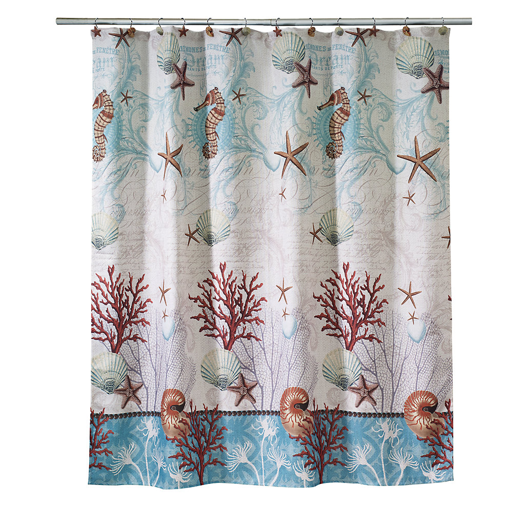 Barbados Shower Curtain Collection