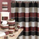 Popular Bath Modern Line Shower Curtain Collection