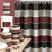 Popular Bath Modern Line Shower Curtain Collection