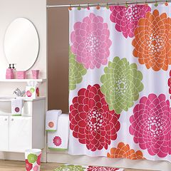 Allure Home Creations Stella Shower Curtain Collection