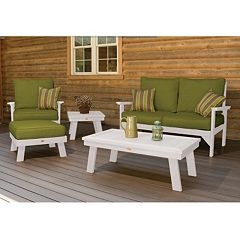 highwood Pocono Deep Seating Outdoor Furniture Collection
