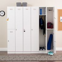 Prepac Elite Tier Storage Locker